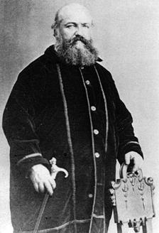 Eliphas Levi, père de l'occultisme