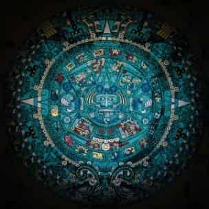 Les signes astrologiques aztèques