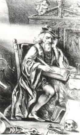 La légende de Nicolas Flamel